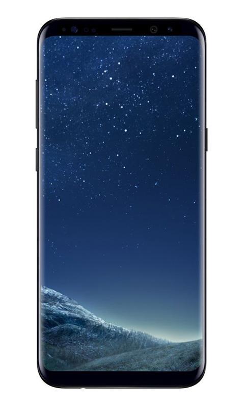 Smartphone SAMSUNG GALAXY S8+ 64 Go noir reconditionne grade A+
