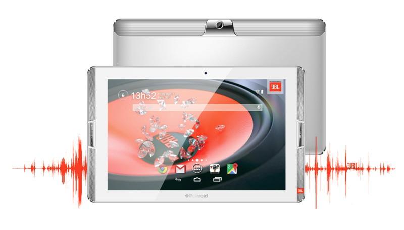 Tablette 10,1 32 POLAROID ATOMIC 400 32 go 4G by JBL (photo)