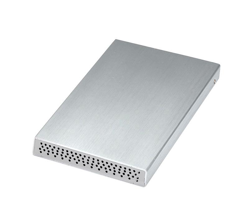 Disque Dur Externe 2,5 USB 3.0 STORITE silver - 320 GO (photo)