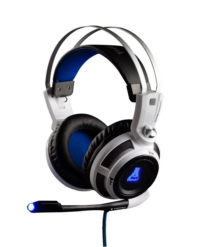 Casque micro THE G-LAB Gaming KORP200 (photo)