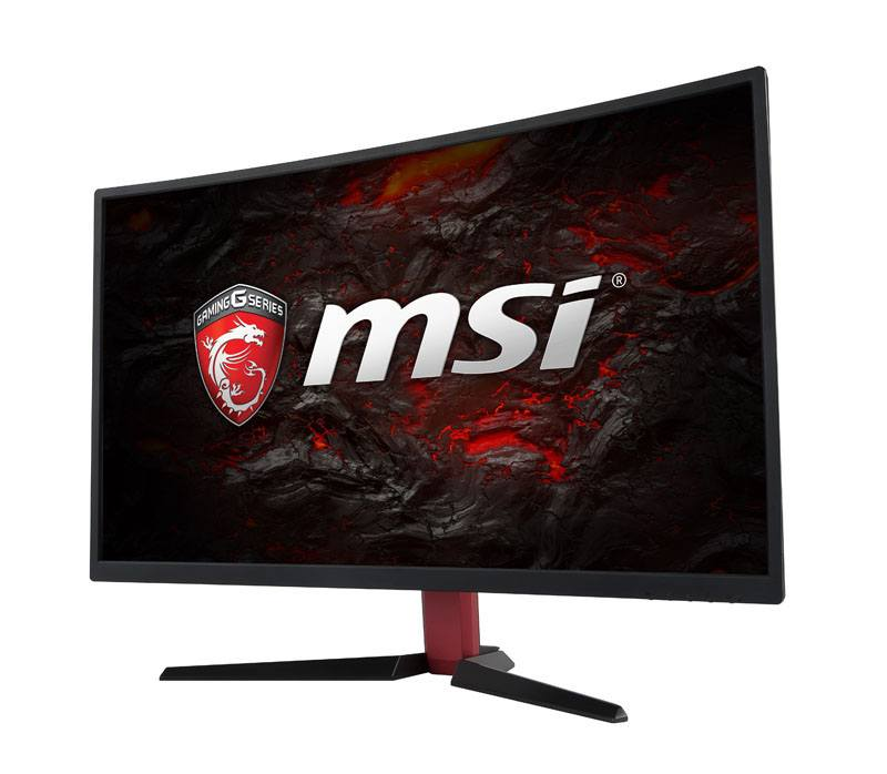 Moniteur gaming incurve 27 PC MSI Optix MAG27C (photo)