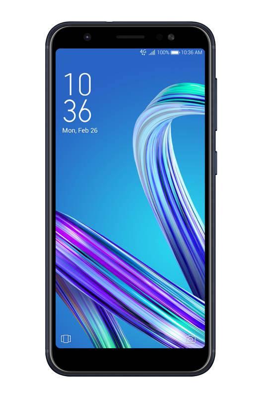 Smartphone ASUS Zenfone Max M1 5,45HD+ noir (photo)