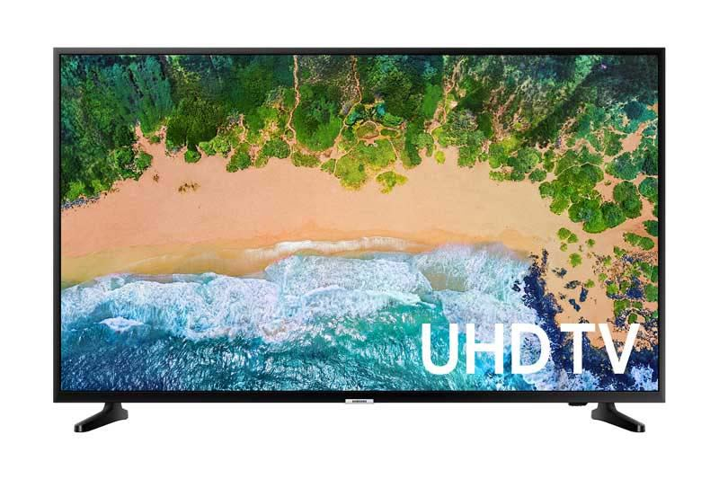TV UHD 4K SAMSUNG UE43NU7025 Smart Wifi (photo)