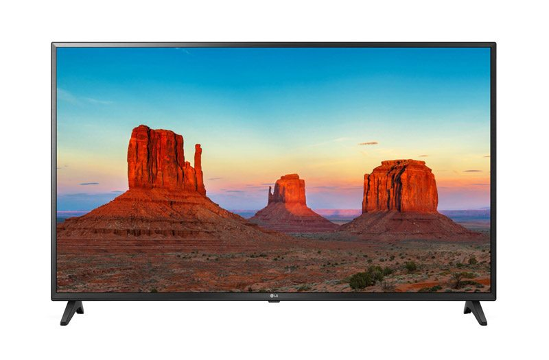 TV UHD 4K LG 43UK6200PLB Smart Wifi (photo)