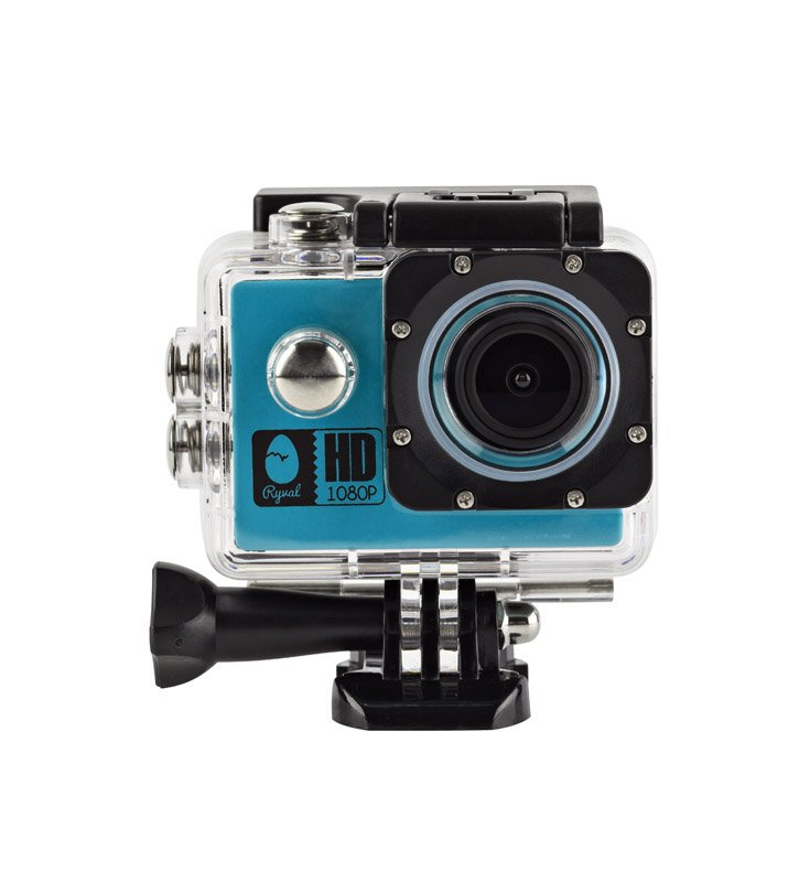 Camera Sport RYVAL Y6 HD 720P + 5 accessoires (photo)