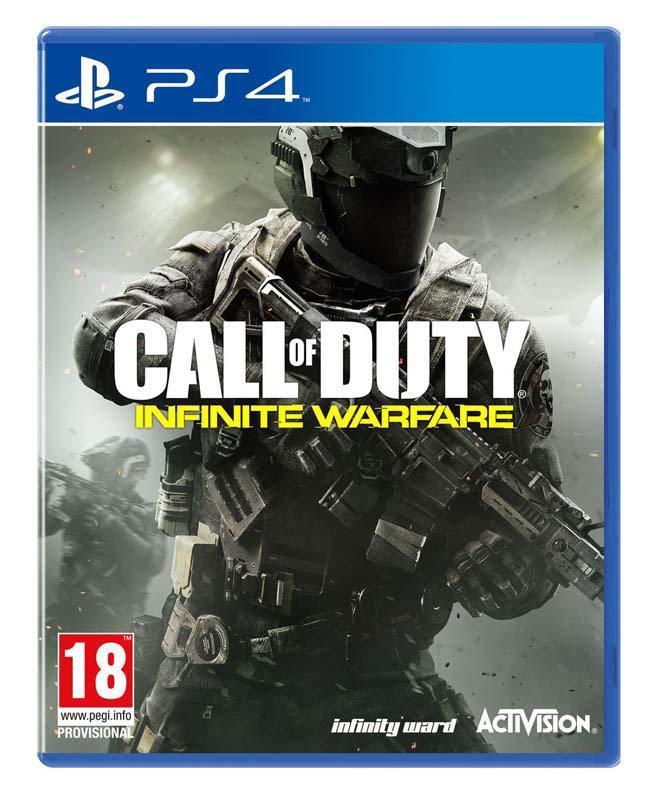 Jeu video PS4 CoD: INFINITE WARFARE (photo)