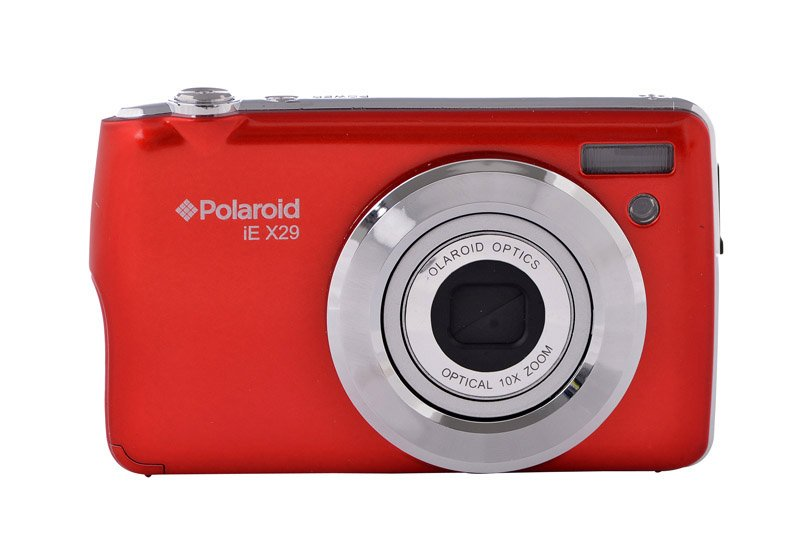 Appareil photo numerique POLAROID IEX29 rouge (photo)