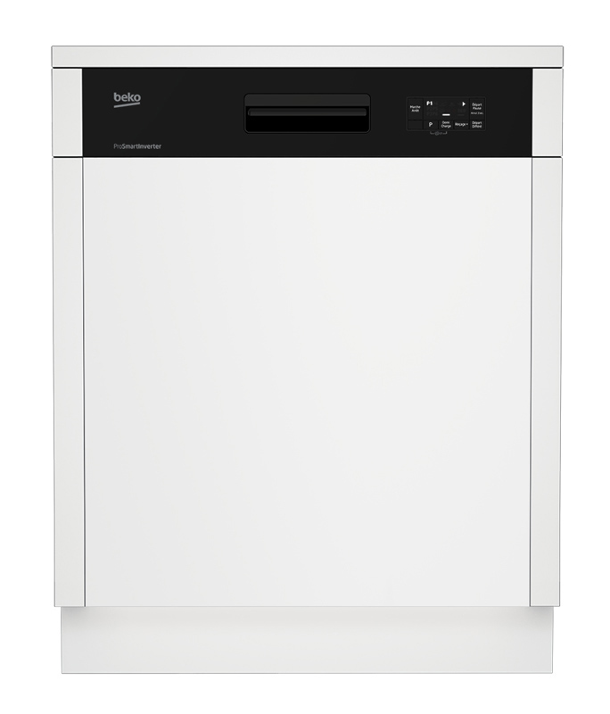 Lave-vaisselle semi-integrable BEKO PDSN15310B