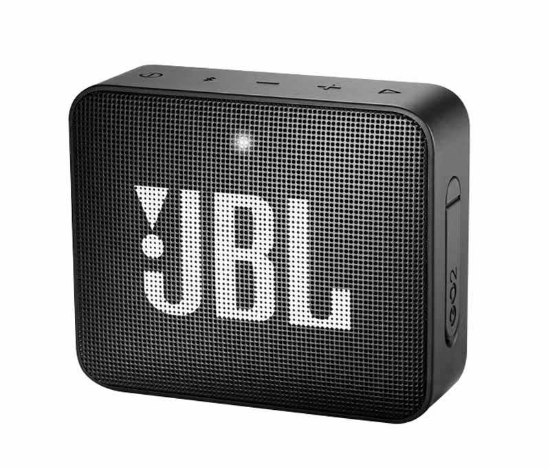 Enceinte Jbl Go 2 Noir (photo)