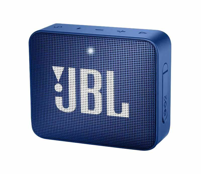 Enceinte Jbl Go 2 Bleu (photo)