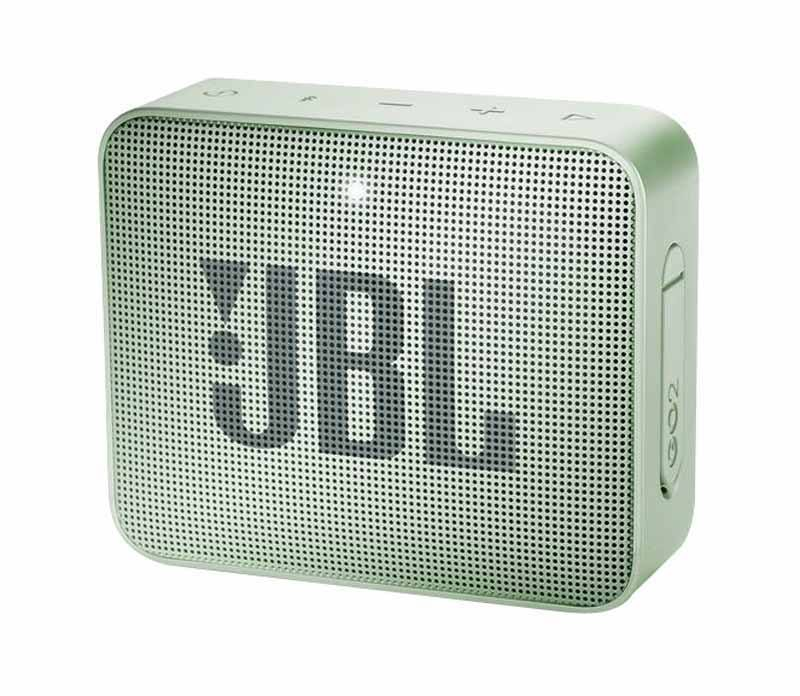 Enceinte JBL GO 2 MINT (photo)
