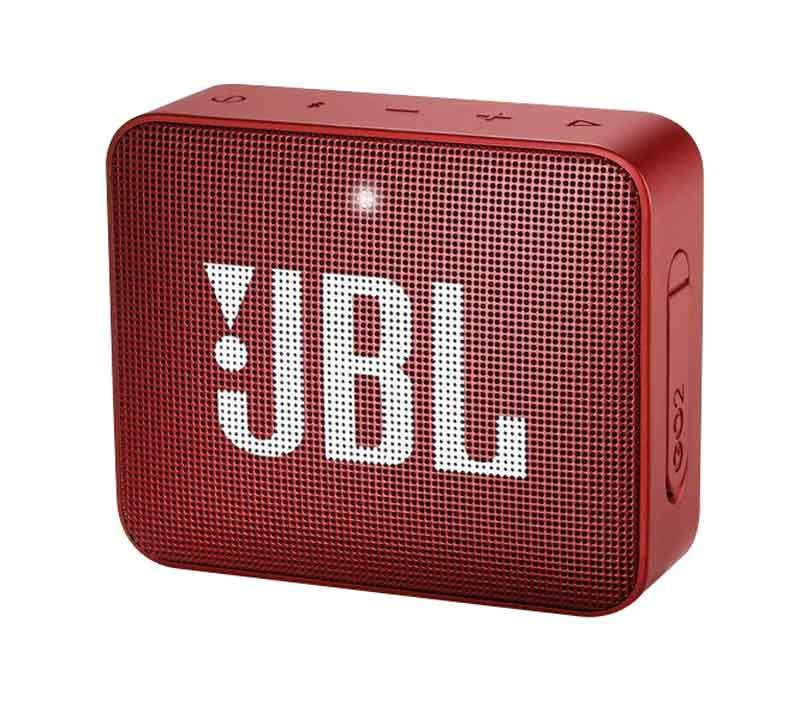 Enceinte Jbl Go 2 Rouge (photo)