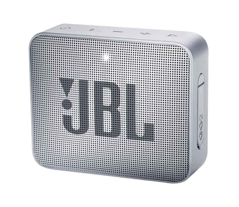 Enceinte Jbl Go 2 Gris (photo)
