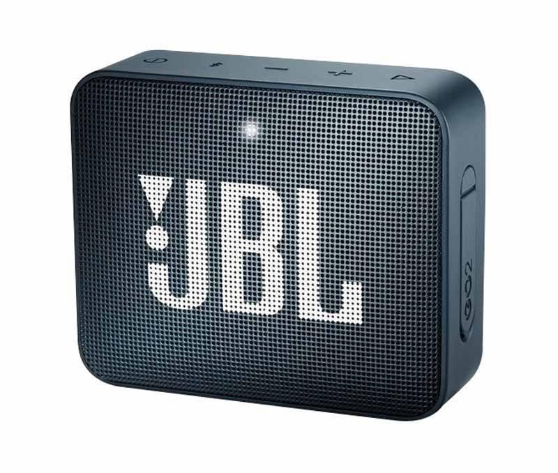 Enceinte JBL GO 2 NAVY (photo)
