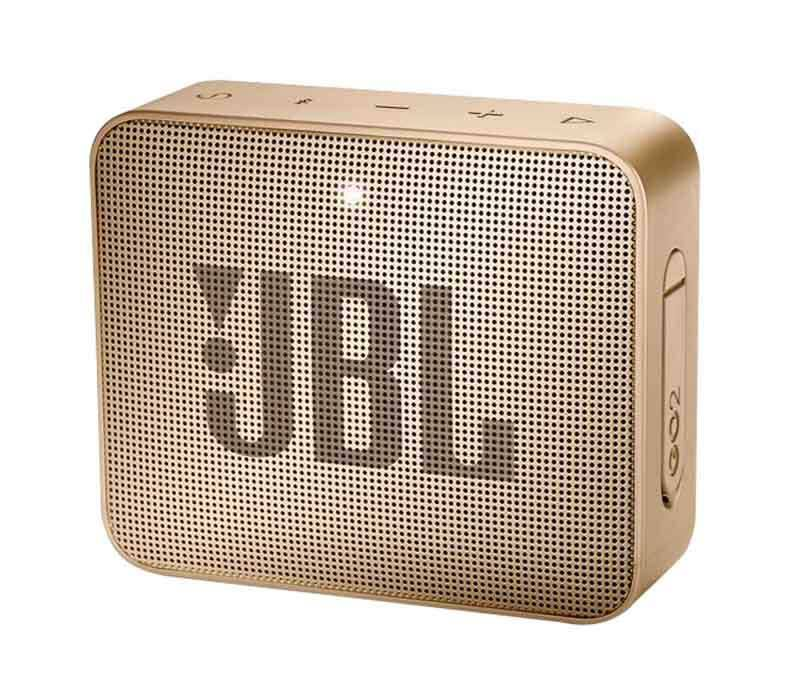 Enceinte Jbl Go 2 Champagne (photo)