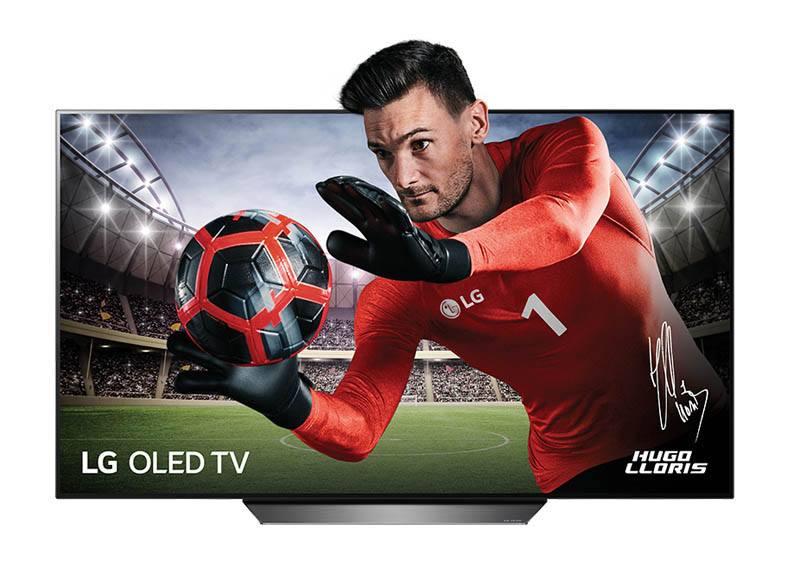 TV UHD 4K LG OLED 65B8PLA Smart Wifi Bluetooth (photo)