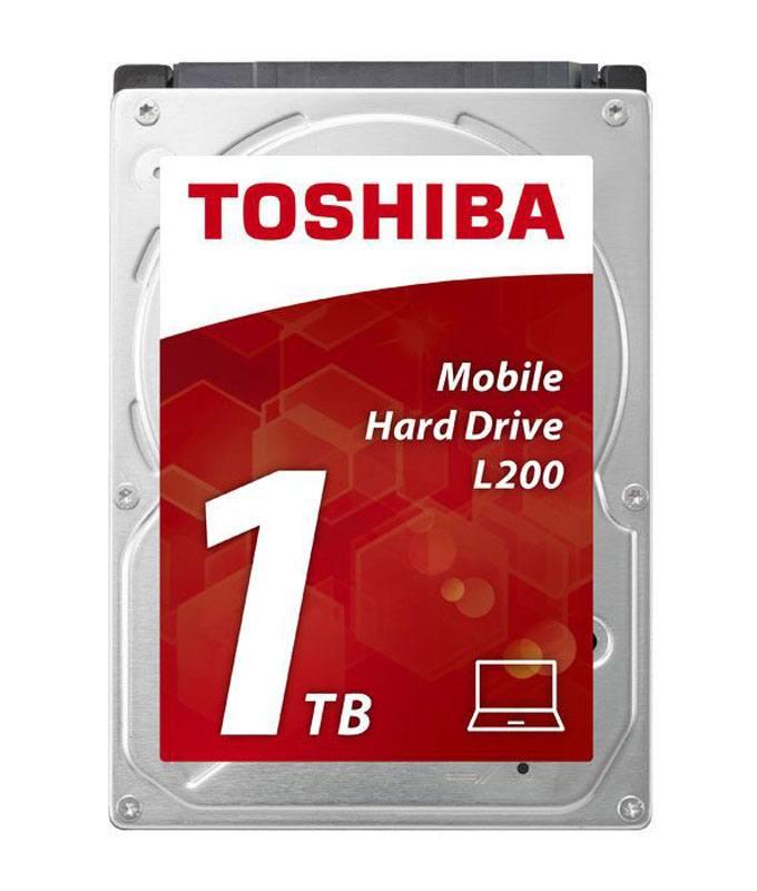 Disque Dur Interne 2,5  Toshiba 1 To L200 Sata (photo)