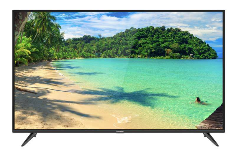 TV UHD 4K THOMSON 55UD6306 SMART WIFI DLNA (photo)