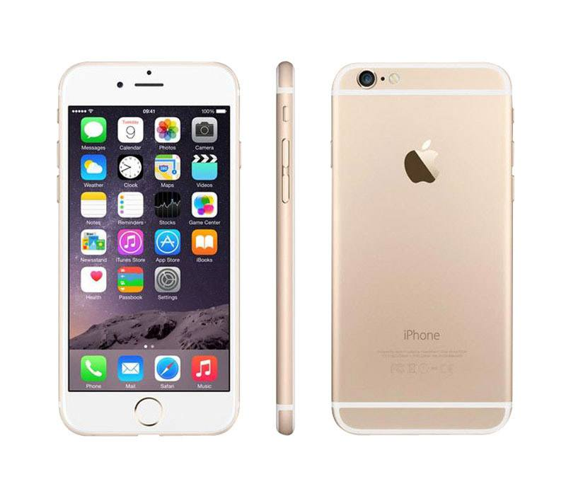APPLE iPhone 6 64 Go Gold reconditionne grade A+ (photo)