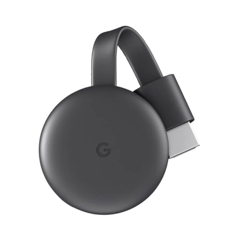 ANDROID TV GOOGLE CHROMECAST (photo)