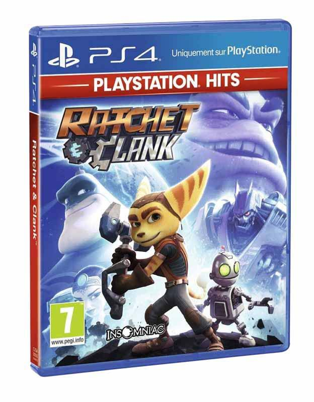 Jeu video PS4 RATCHET & CLANK (photo)
