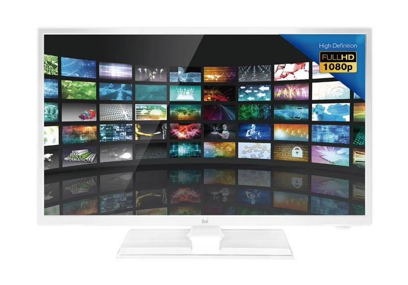 TV LED DUAL DL-24FHD-003 BLANCHE