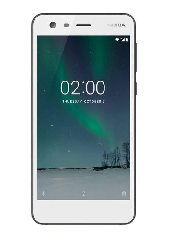 Smartphone NOKIA 2 HD 4G Blanc (photo)