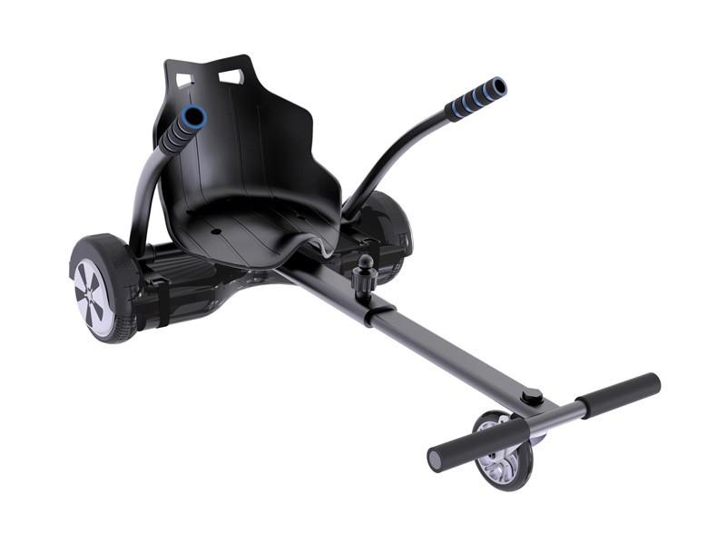 Kart T-SLIDE noir (photo)