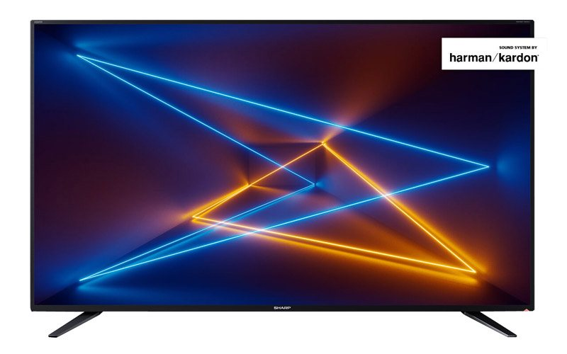 TV UHD 4K SHARP LC-49UI7252E Smart Wifi HDR (photo)