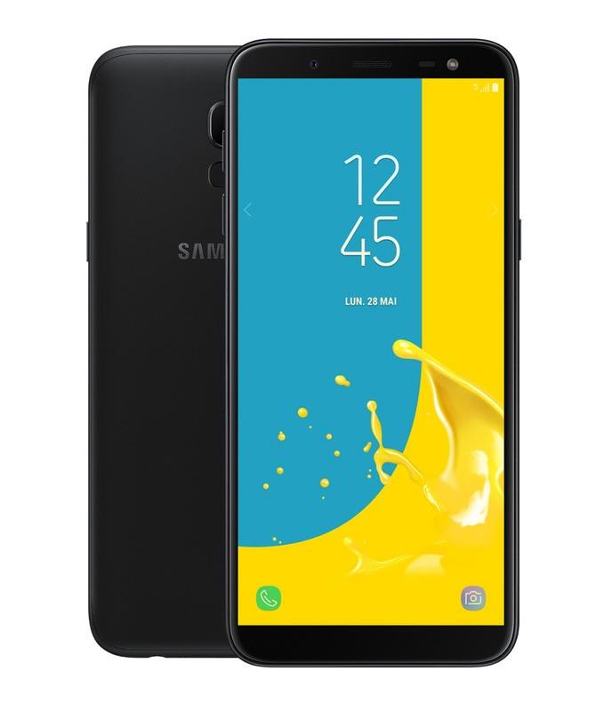 SMARTPHONE SAMSUNG J6 5.6 Noir
