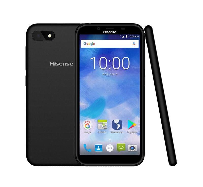 SMARTPHONE HISENSE F17 3G+ noir (photo)