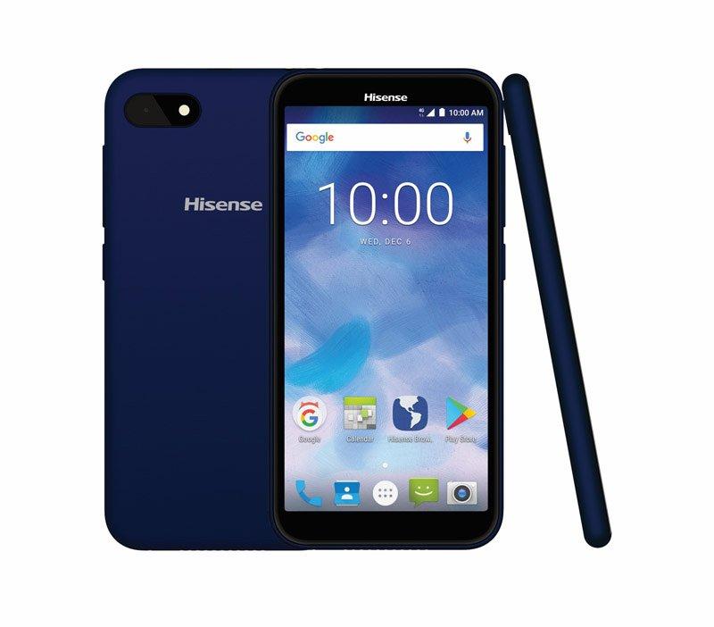 SMARTPHONE HISENSE F17 3G+ bleu (photo)
