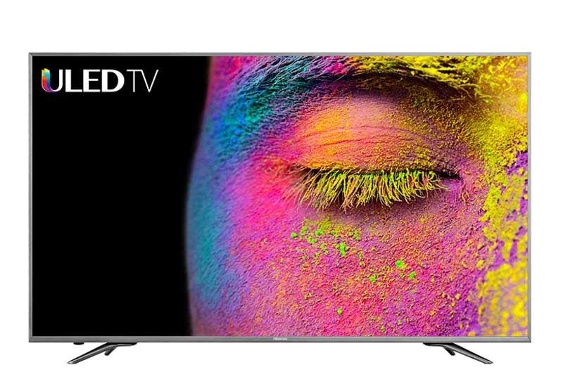 TV UHD 4K HISENSE 55NEC6700 ULED Smart (photo)