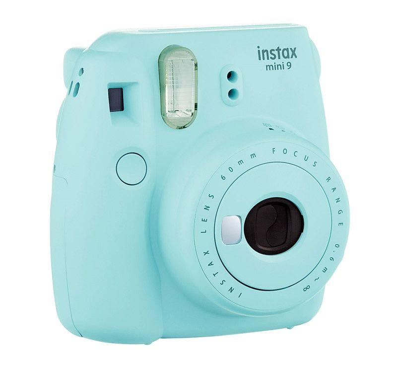 Appareil photo instantane FUJIFILM INSTAX MINI 9 Bleu givre (photo)