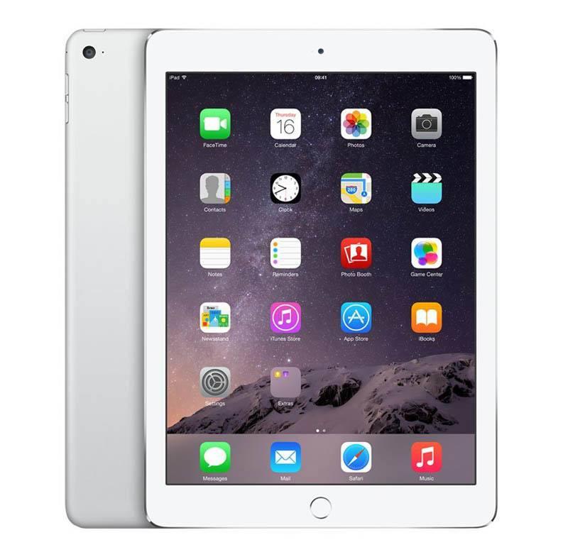 APPLE iPad Air 2 64 Go silver CPO Reconditionne Certifie Apple (photo)