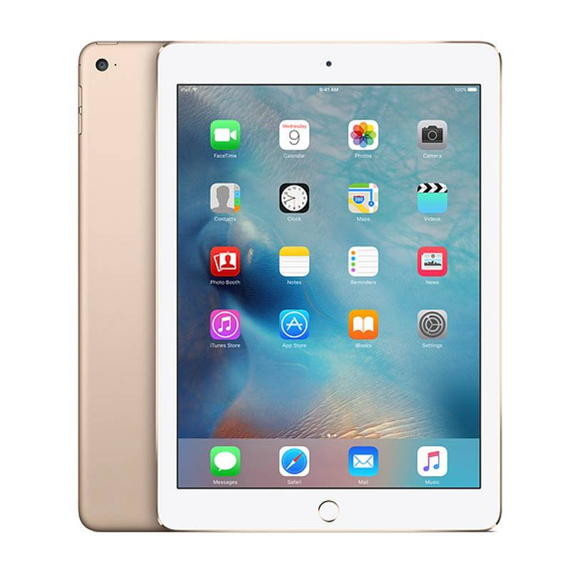 APPLE iPad Air 2 64 Go gold CPO Reconditionne Certifie Apple (photo)