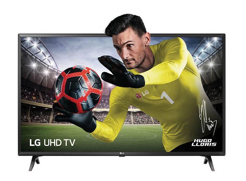 TV UHD 4K LG 75UK6200 Smart Wifi Bluetooth (photo)