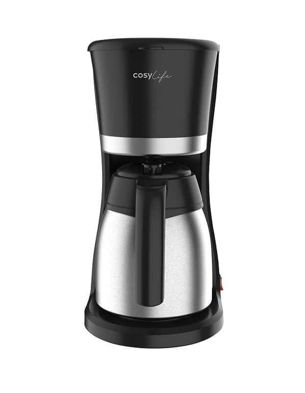 Cafetière filtre COSYLIFE CL-TH01XB (photo)