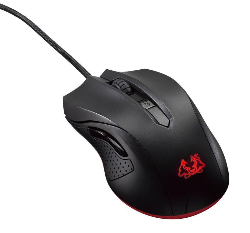 Souris ASUS GAMING CERBERUS (photo)