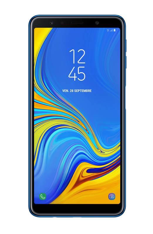 SMARTPHONE SAMSUNG A7 FHD+ bleu (photo)