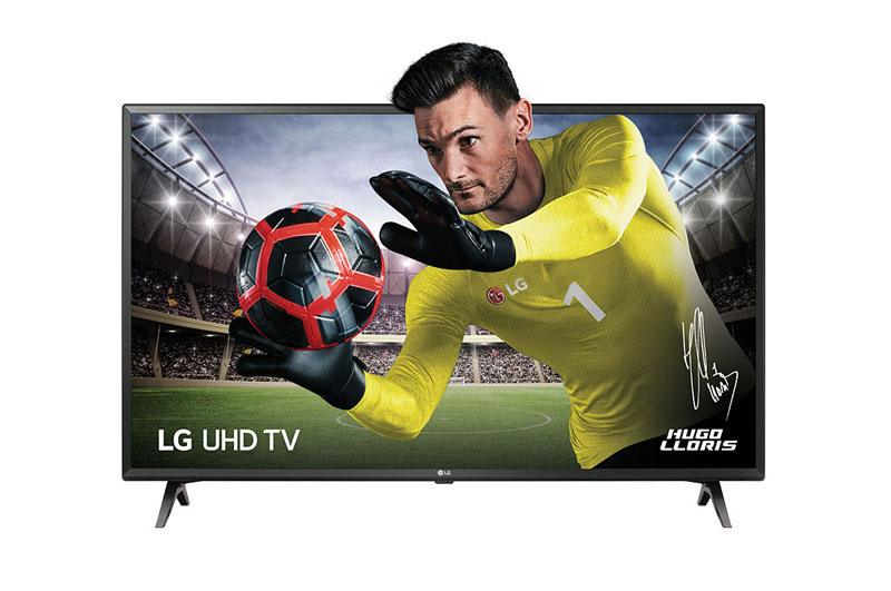 TV UHD 4K LG 49UK6200 Smart Hdr Wifi Bluetooth (photo)