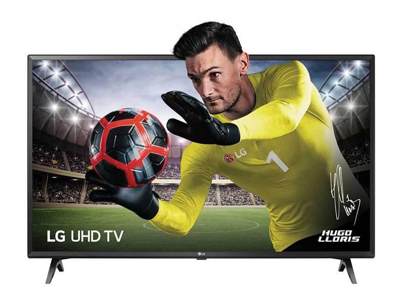 TV UHD 4K LG 55UK6100 Smart Hdr Wifi (photo)