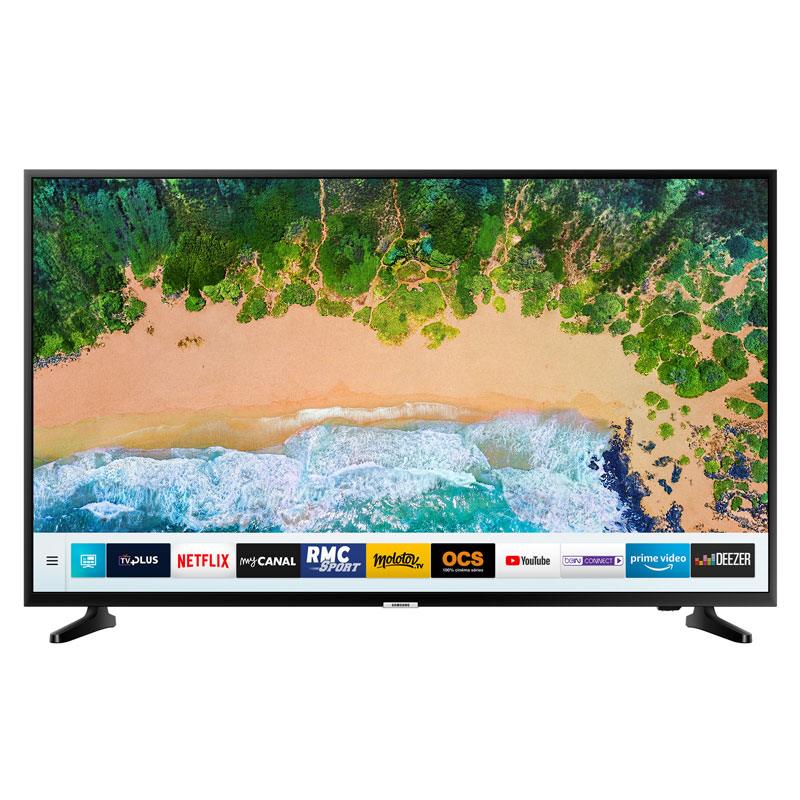 TV UHD 4K SAMSUNG UE-65NU7025 SMART WIFI (photo)