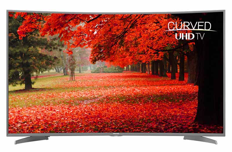 TV UHD 4K HISENSE 55N6600 INCURVÉ SMART WIFI (photo)