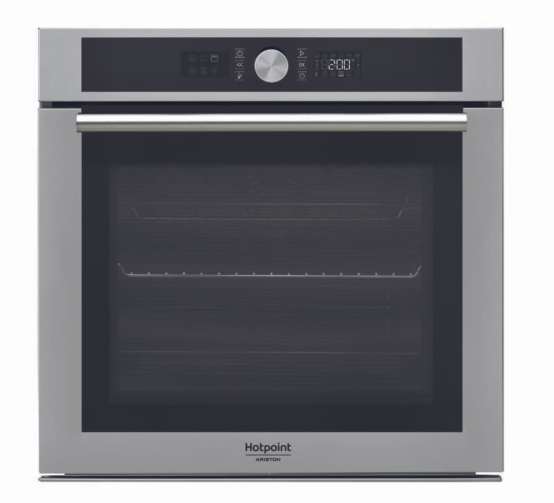 Four chaleur tournante HOTPOINT FI4 485 P IX (photo)