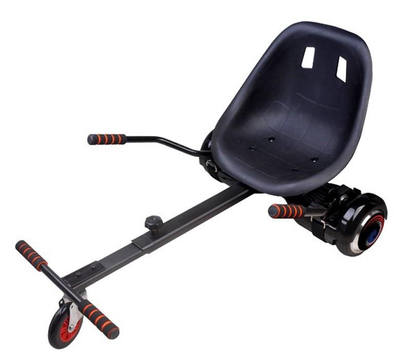 Kart E-SLIDE noir (photo)