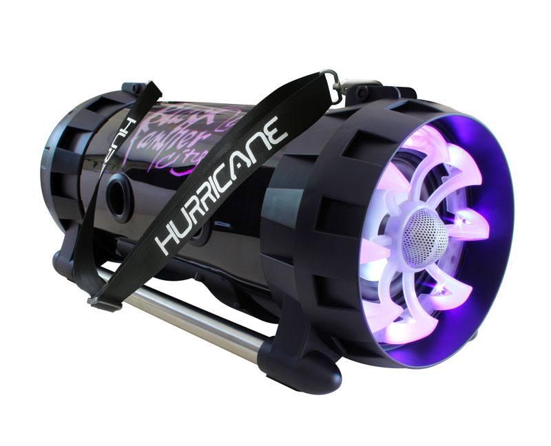 Enceinte Amplifiee BLACK PANTHER HURRICANE (photo)