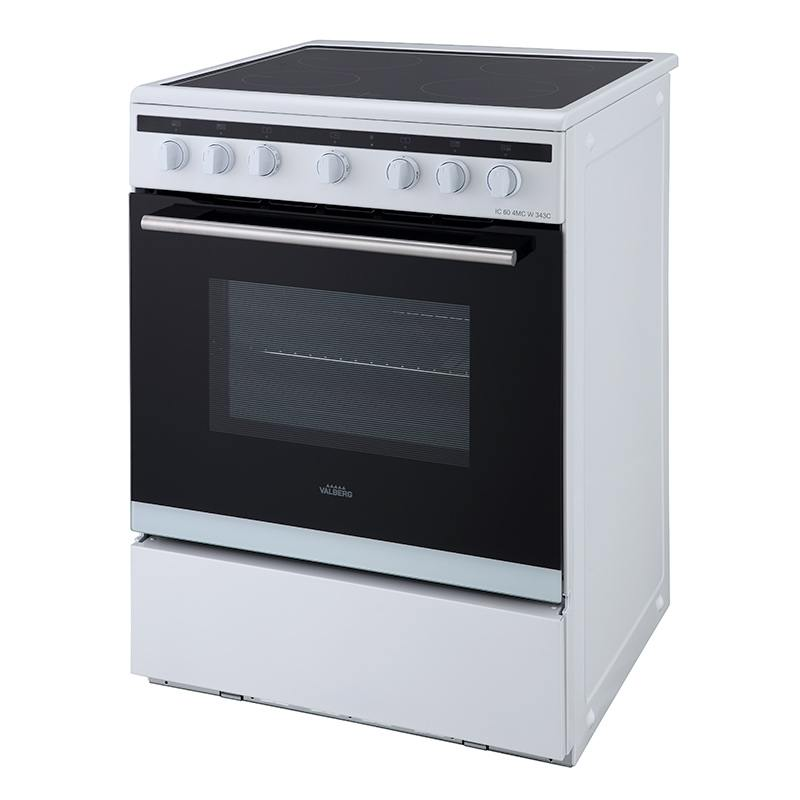 Cuisinière induction VALBERG IC 60 4MC W 343C (photo)