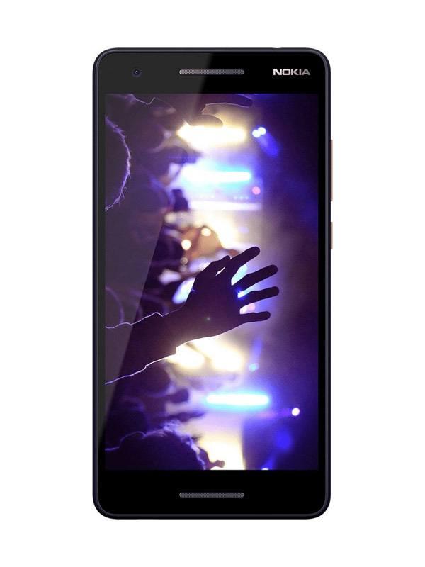 Smartphone NOKIA 2.1 HD 4G Copper (photo)