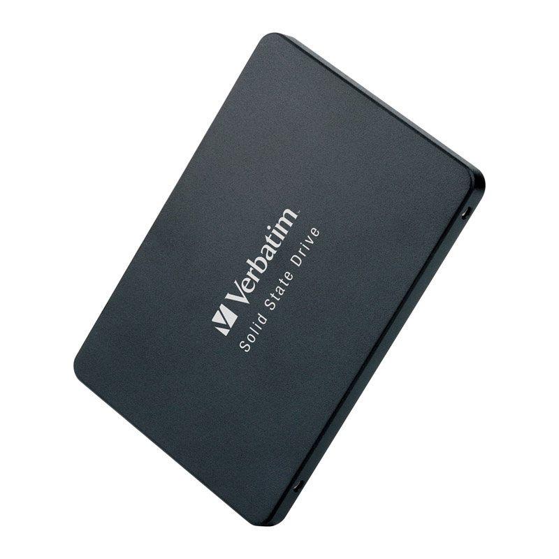 Disque dur interne SSD VERBATIM 120 Go 2,5 Sata3 (photo)